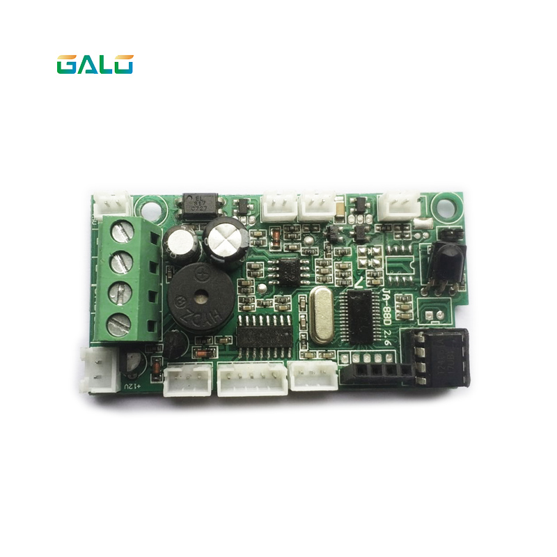 GALO Electric Lock Smart Chip PCB RFID Reader Extra Metal Key DIY