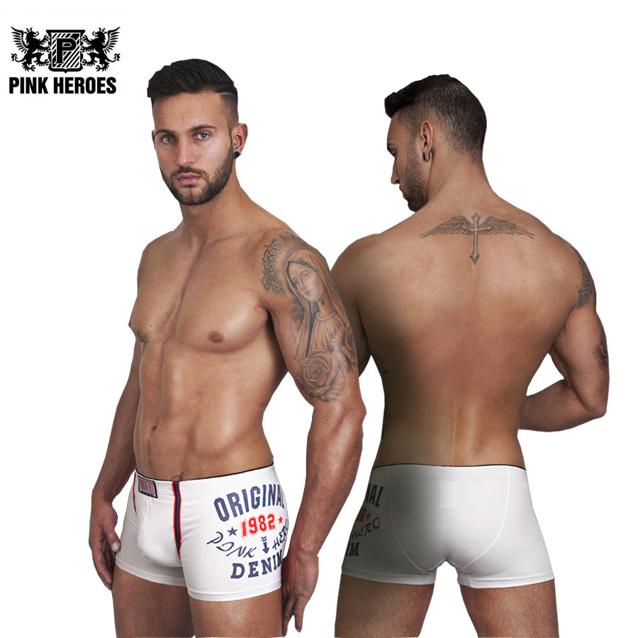 Popular Men Underwear Boxers Cotton Sexy Man Panties Brand New Male Panties Shorts Anti Bacterial Breathable Underpants Boxers
