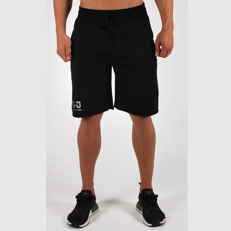 Men Casual Exercise Workout Fitness Summer Outerwear Skinny Elastic Shorts Beach Fashion Slim Fit Solid Shorts in Casual Shorts from Men 39 s Clothing