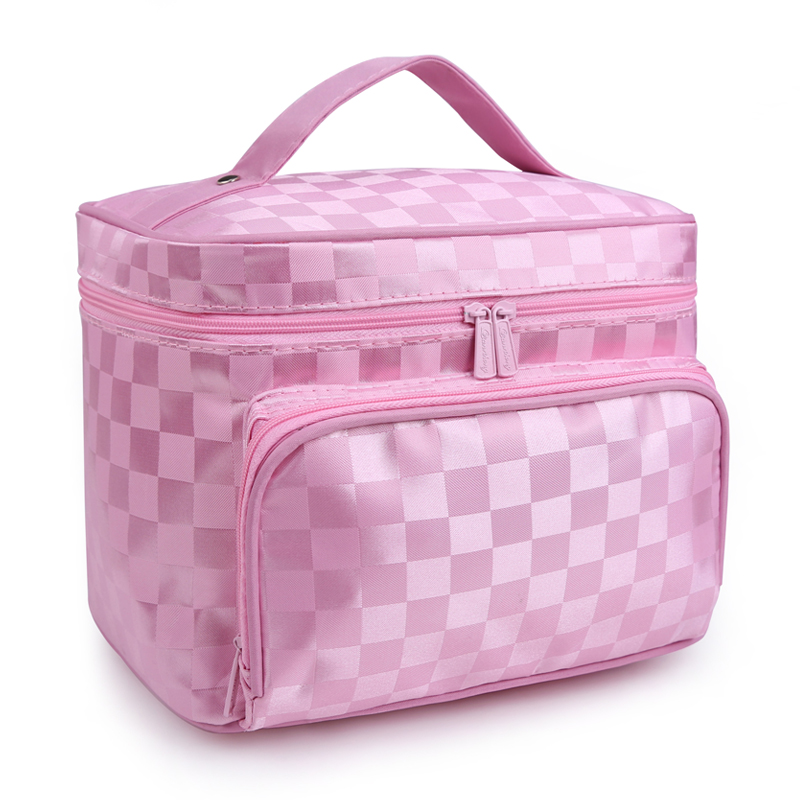 In 2017, the new multi-function large-capacity waterproof makeup bagTravel and travel for portable toiletries bag