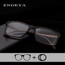 TR90 Optical Prescription Glasses Retro Brand Clear Myopia C