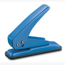 premium single hole punch high quality hole punch could pierce paper leather pvc card hot sale KW-TRIO 919