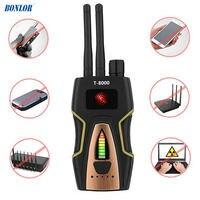Анти шпион Беспроводной радиочастотного сигнала детектор ошибки gps Камера сигнала детектор для Скрытая Камера GSM подслушивающее устройств