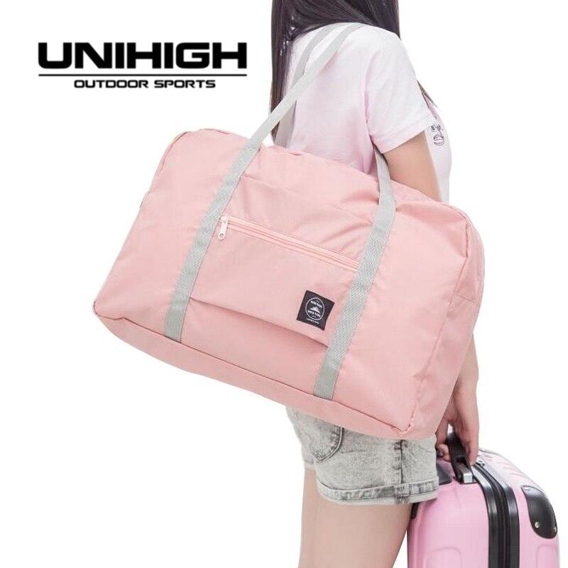 Handbag Duffle-Bag Gym-Bags Fitness Training Yoga Sports Women Storage Travel Outdoor