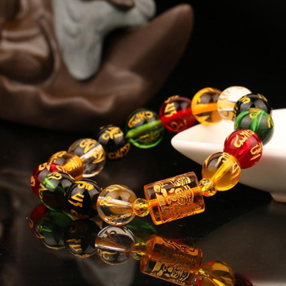 Pi Xiu Elements Beads Mantra Bangles & Bracelets Jewelry Lucky Runes Energy Couple Bracelet Women Men Unisex Good luck Bracelet