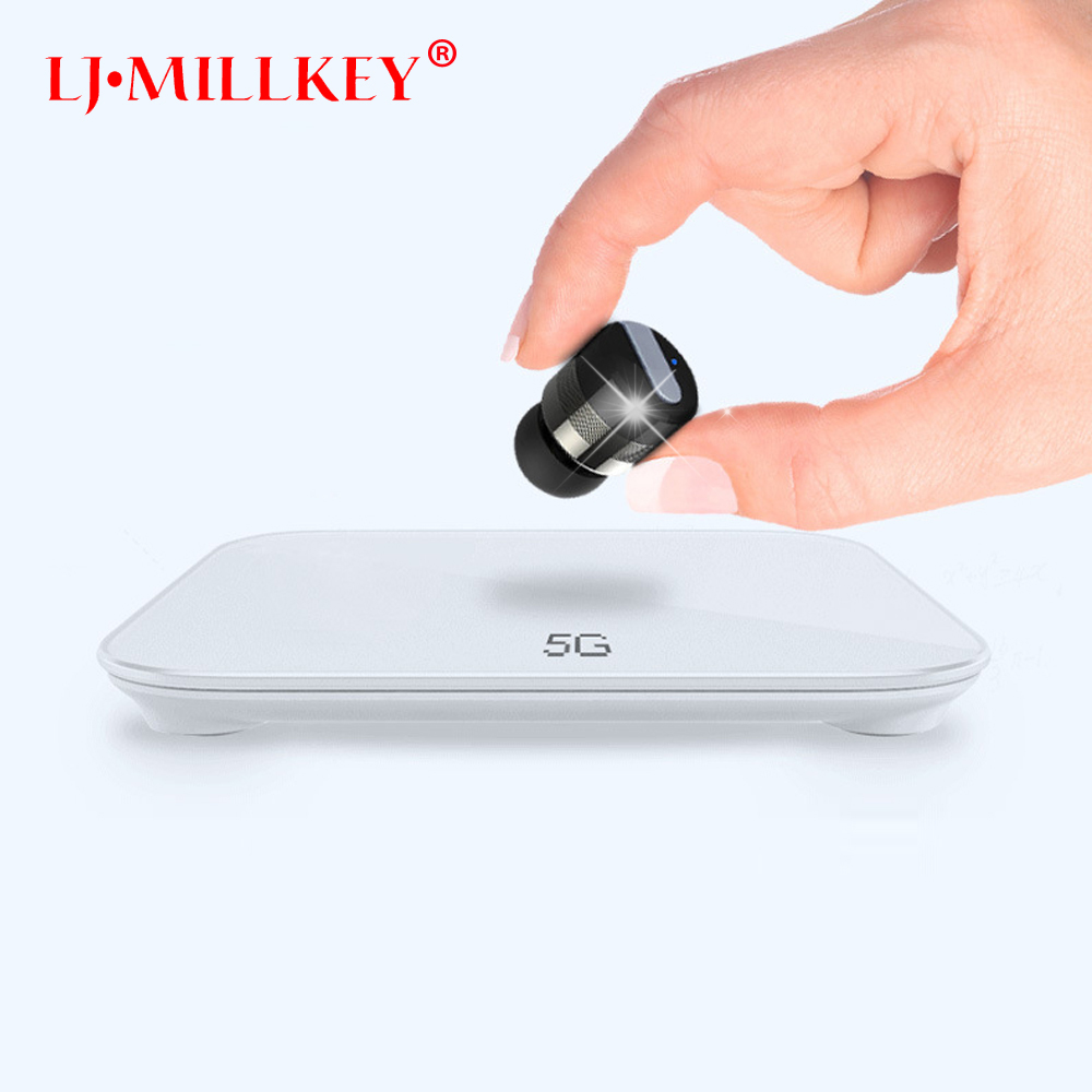 Mini TWS Earbuds True wireless Earphone Bluetooth with microphone charging box as Power bank noise cancelling headset YZ144 hands free noise cancelling hidden in ear bluetooth headset mini true wireless earbuds twins with power bank box