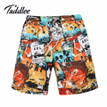 Taddlee Brand Men Beach Shorts Boxers Active Trunks Man Swimwear Swimsuits Jogger Bermudas Mens Boardshorts Bottoms Quick Drying