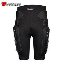 HEROBIKER Motocross Shorts Protecteur Moto Short De Protection Armure Pantalon Hanche Tampons Protection Équitation Racing Vitesse De L'équipement