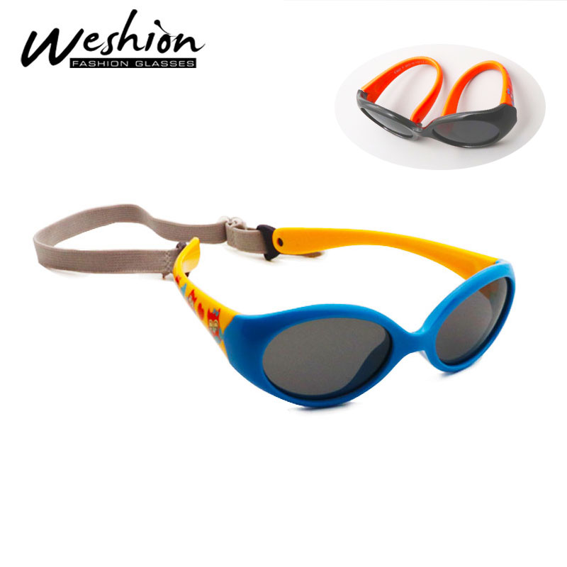 Apparel Accessories Strong-Willed Flexible Cute Kids Sunglasses Silicone Polarized Cats Eyes Childrens Glassess Uv400 Oculos Infantil Girls Goggles Boye Eyewear Boy's Glasses