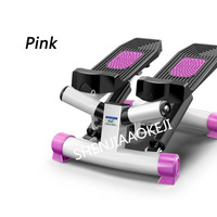 JZ 008 Foot stepping motion machine Household silent stovepipe weight loss machine LCD monitor fitness equipment Stepper