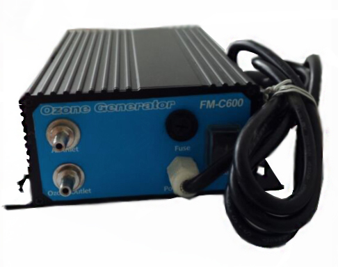 ФОТО Portable Commercial  Electrical 220v Ozone Generator for cleaning vegetables FM-C600