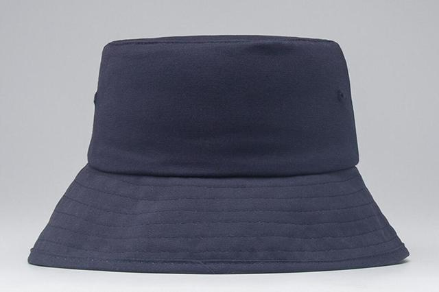 30pcs Quality Plain Cotton Bucket Hat for Spring Autumn Men Black Fisherman  Hats Nice Women Grey e8b3708d5fa
