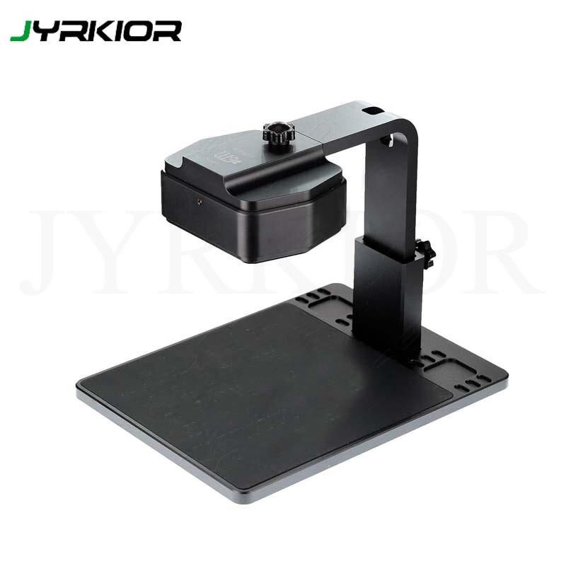 Jyrkior Profissional Do Telefone Móvel Placa PCB Placa Lógica Termovisor Solucionar Problemas Ferramenta de Reparo Para iPhone Samsung Huawei etc