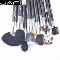 High Quality Makeup Brushes Set Professional Premiuim Makup Kit Brushes Natural Hair Of Goat Pony Horse