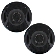 2Pcs 4 Inch 10cm 150W Dual-Cone Car Coaxial Horn Auto  Audio Music Stereo Full Range Frequency Hifi Speakers for Cars Vehicles