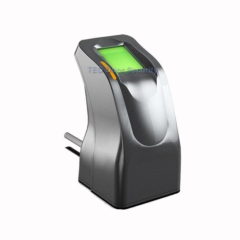 Support Win10 USB fingerprint sensor USB Bimetric Fingerprint Scanner USB Entrolment Reader ZK4500 Excellent Fingerprint Reader