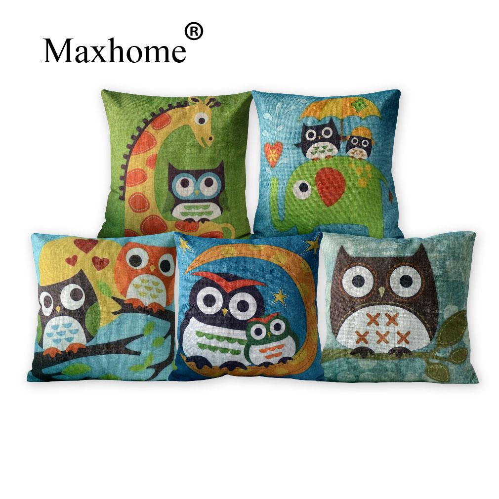 2015 so Cool Cartoon cat Cushions Pillow Line Cotton Sofa Cushion Cushions Home Decor Cushion Cover  Wholesale Free shipping