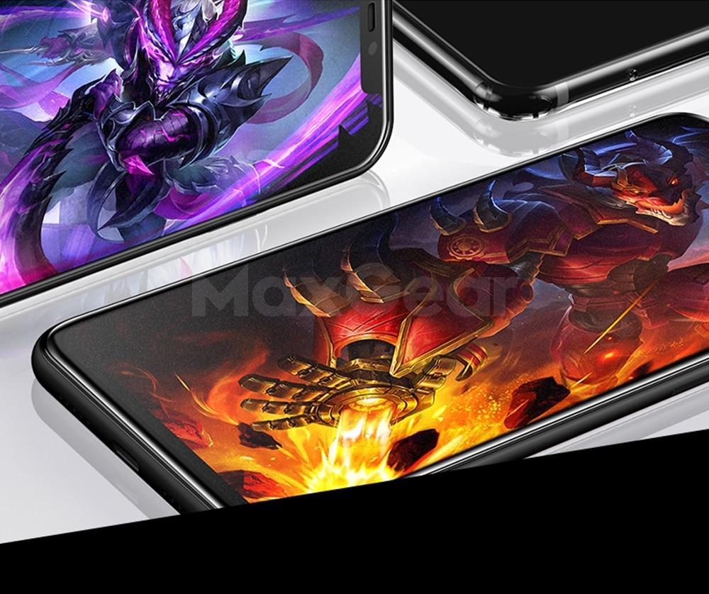 9D matowy matowe szkło hartowane dla Xiao mi mi 9 8 SE A2 Lite 5X 6X Pocophone F1 mi x 2 S mi x3 pełna pokrywa folia ochronna na ekran 11