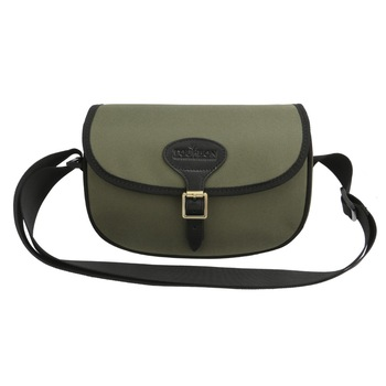 Tourbon- Vintage tyylinen suljettava panoslaukku – Vihreä