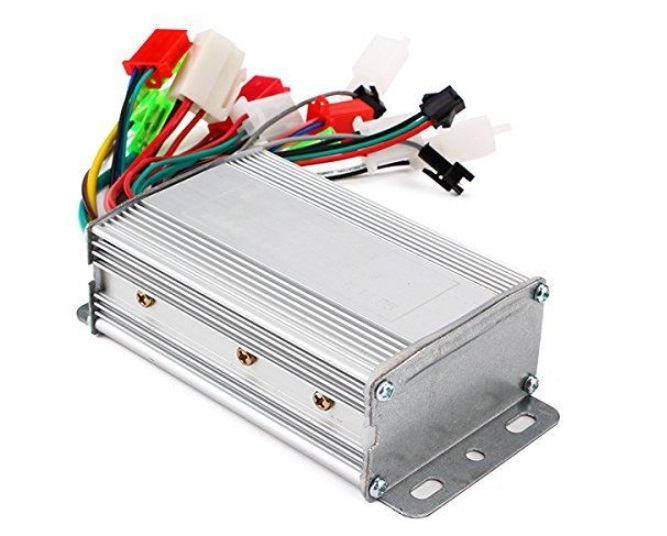 Free shipping electric scooter 24v 250w controller for for 250 watt brushless dc motor
