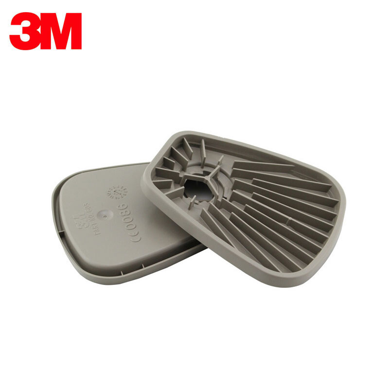 3M 603 Filter Adapter 5N11 Filter Cotton Holder With 6200/7502/6800 Series Face Gas Mask Used For Dust Mask