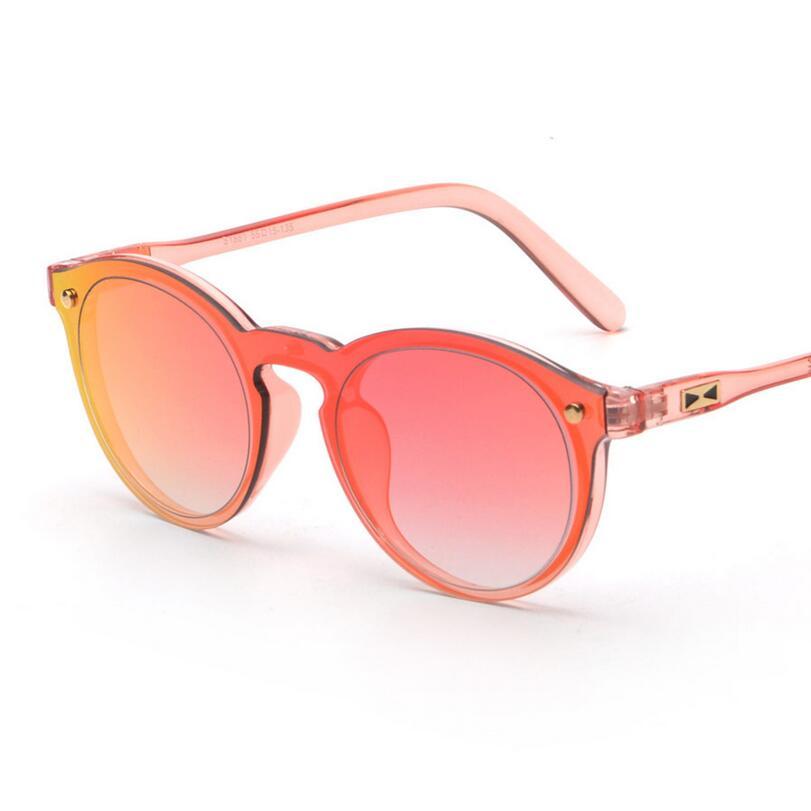 2017 Femmes lunettes de Soleil Ovale Mode Femelle Hommes Rétro Miroir Réfléchissant lunettes de Soleil Effacer Sucrerie Couleur Célèbre Marque Designer Oculos