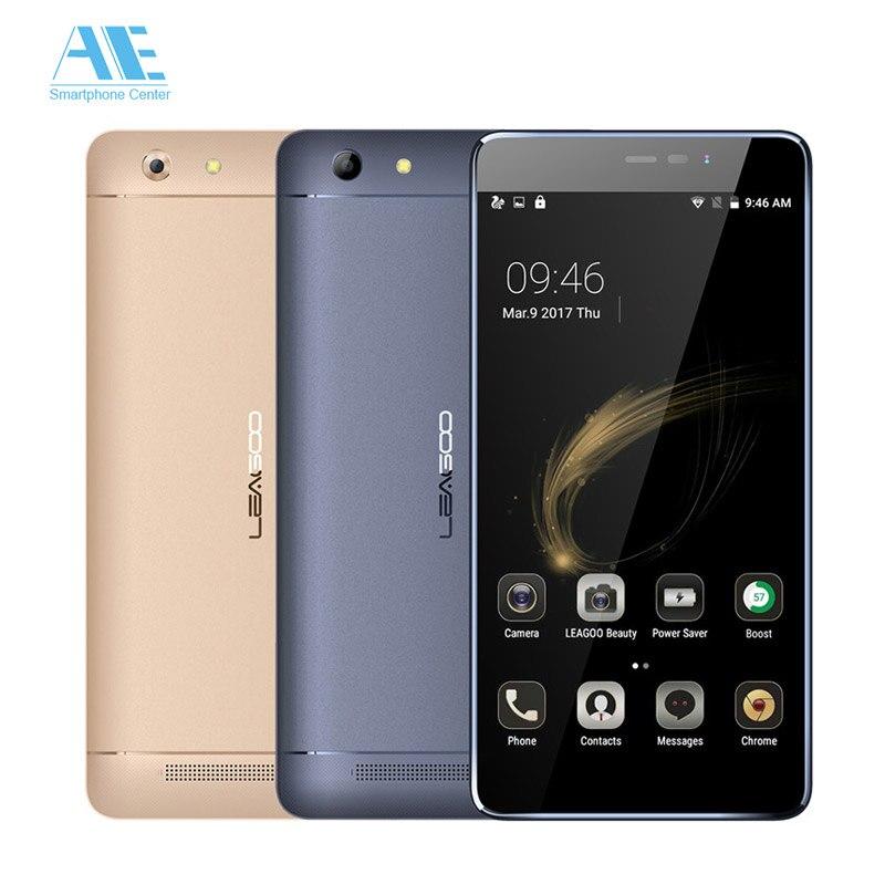 Цена за Оригинал leagoo mt6580a акула 5000 13mp quad core android 6.0 мобильный телефон 1 ГБ ram 8 ГБ rom 1280 х 720 p разблокировать 5000 мАч смартфон