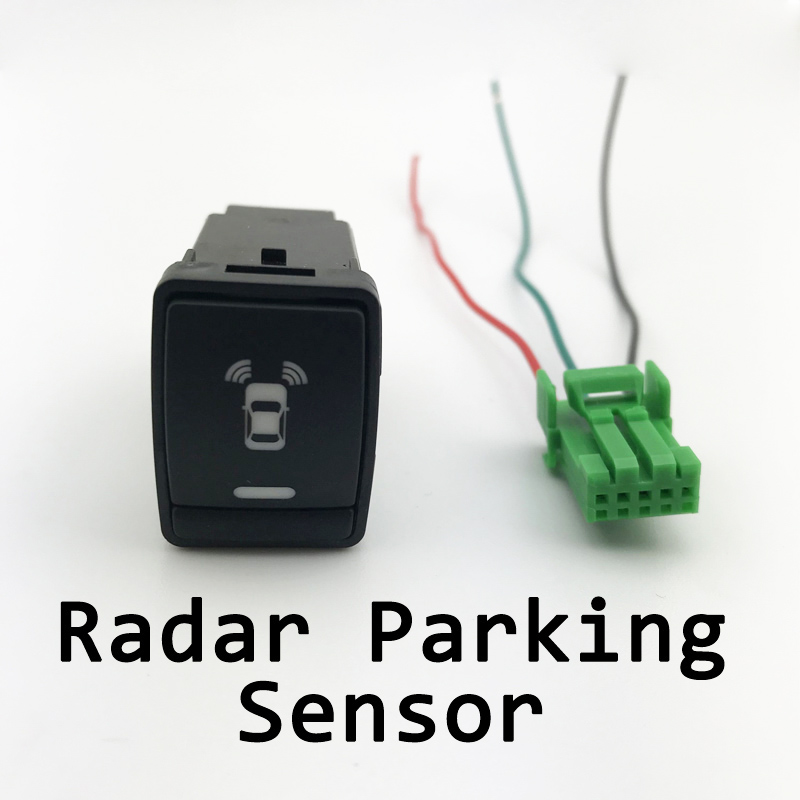 The Parking Light Switch On This Vehicle Is Attached To The Bezel And