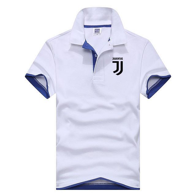 Brand New Men's Polo Shirt Juventus For Men Desiger Polos Men Cotton Short Sleeve shirt clothes jerseys golftennis Plus Size 3XL