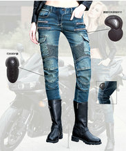 2016 direct sale sale duhan ubs11 uglybros motorcycle jean pants femme pantalones, man protecciones riding pants size 25 26 27