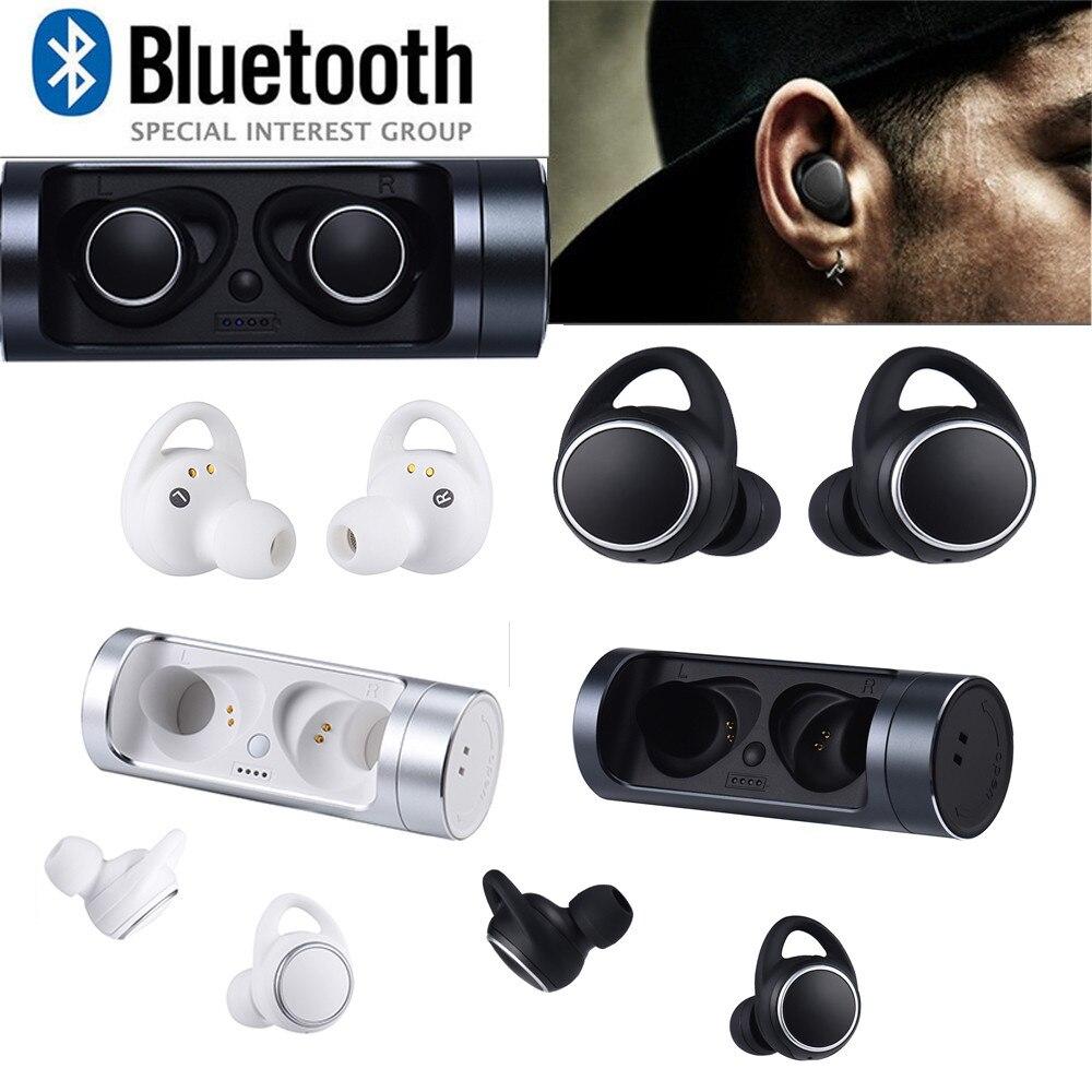 Écouteurs intra-auriculaires Sport sans fil casque sans fil pour Samsung Gear iConX BS-01 écouteurs de musique de Sport casques mains libres Micphone
