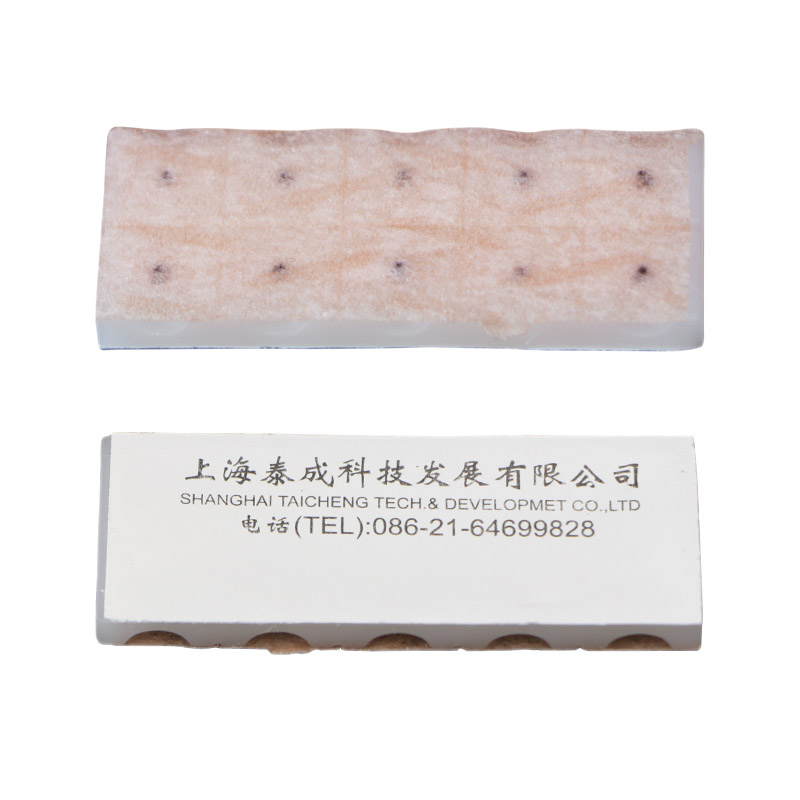 100 pcs Ear Acupuncture Massage Therapy Needle Patch Seeds Sticker Auricular Auriculotherapy Vaccaria Ear Care in Massage Relaxation from Beauty Health