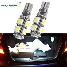 New 10pcs White T10 5050 9SMD 9 smd Car Led CANBUS DC 12V Error Free 194 168 192 W5W H6 Car LED Light Interior Bulbs Wedge Lamp w5w 10 led 7020 smd car t10 led 194 168 wedge replacement reverse instrument panel lamp white blue bulbs for clearance lights