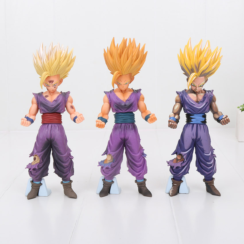 Buy 20cm dragon ball z super saiyan son - Son gohan super saiyan 4 ...