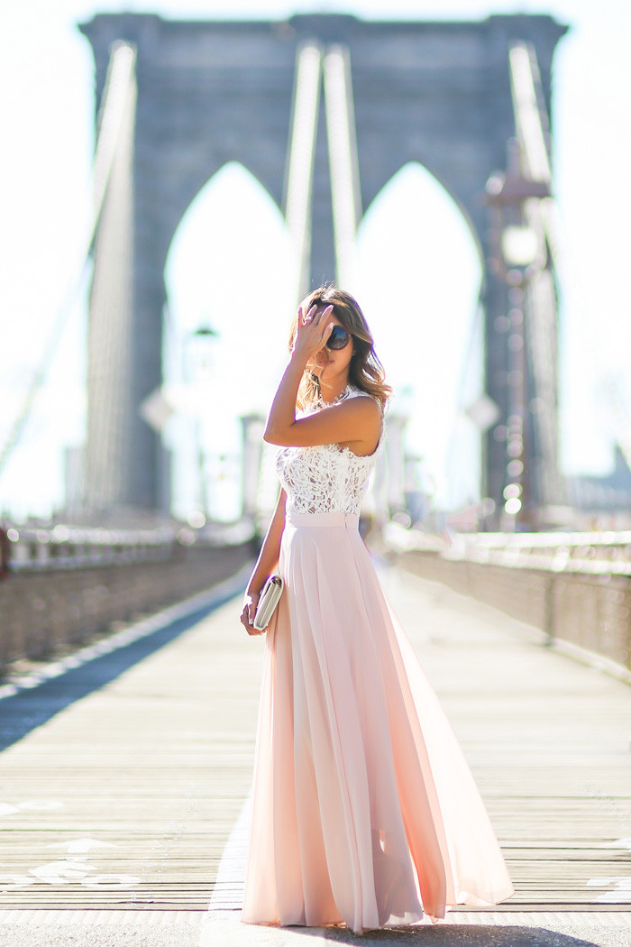 Sleeveless Maxi Dress 2