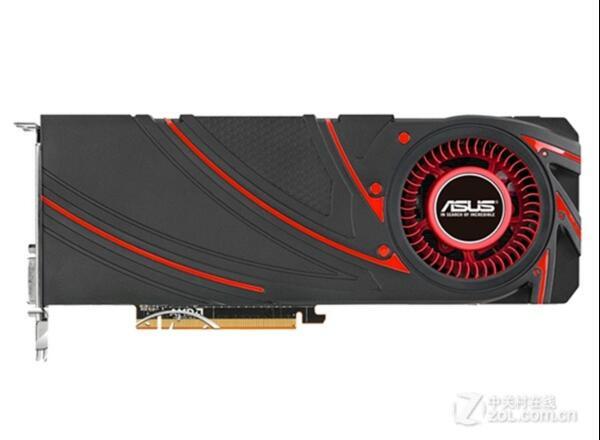 ASUS utilisé graphique d'origine R9 290X 4GD5 R9 290X