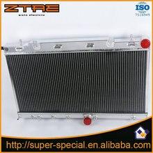 2 LINHAS 42 MM Alumínio Radiador Do Carro Fit Para SUBARU IMPREZA TURBO EJ205.207 00-Transmissão Manual 02 auto Radiador