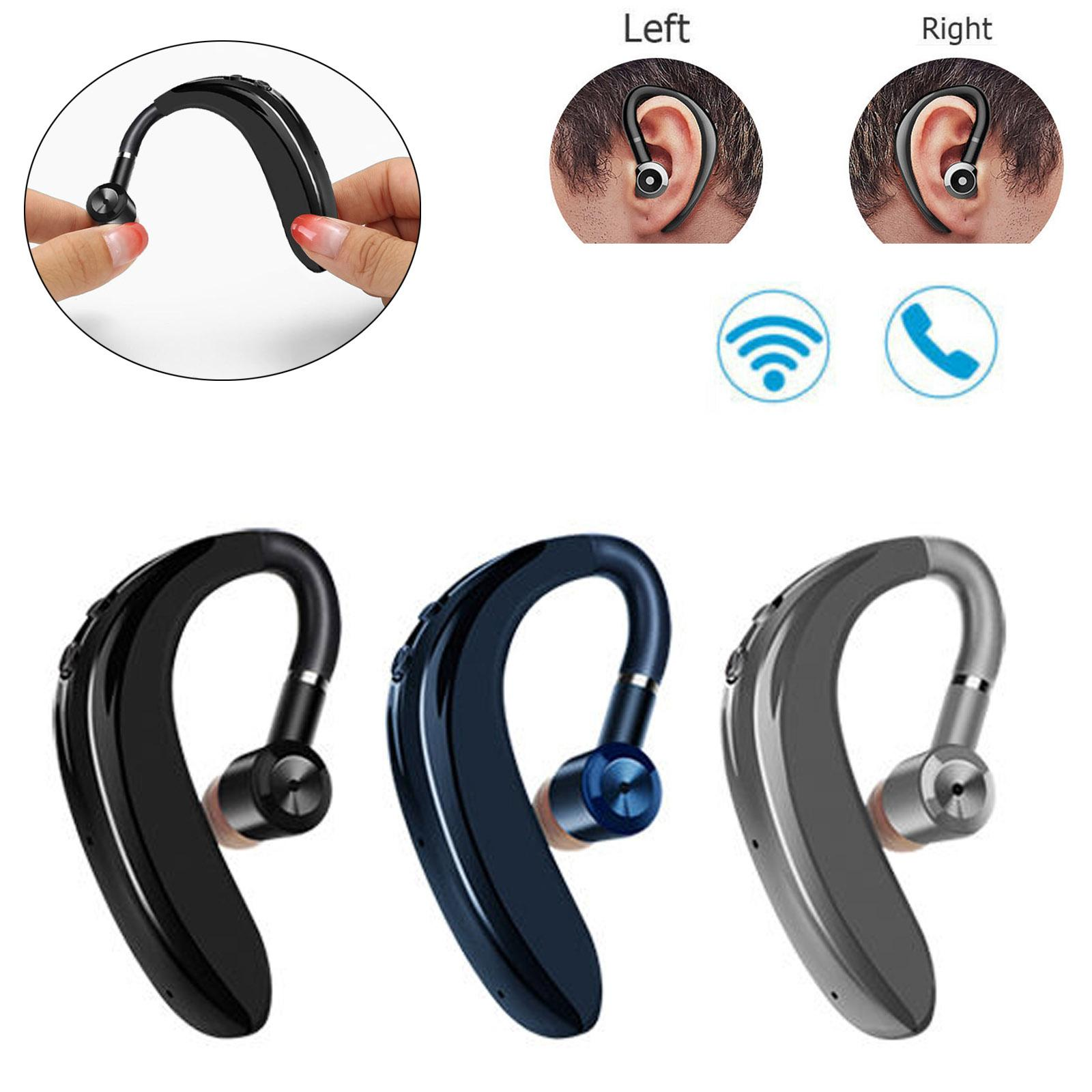 Wireless Bluetooth Headphone Sport Earphone Stereo Headset Hadsfree Calling For Samsung S10 S9 S8 Iphone Motorola E G Lg V40 V30 Bluetooth Earphones Headphones Aliexpress