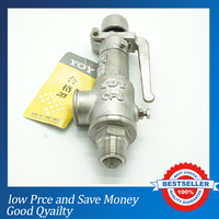 DN25 Stainless Steel Safety Valve
