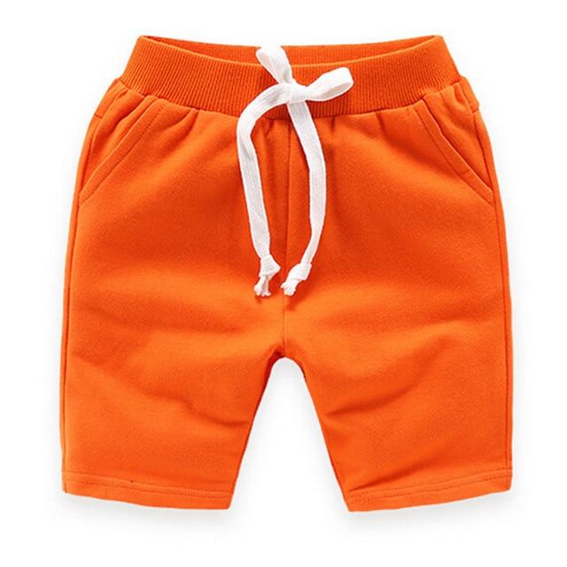 d8b341de2b4 2019 Baby Boy Short Pants Children Summer Shorts Baby Boys Panties Kids  Cotton Casual Clothes Infant Cloth Toddler Shorts