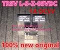 (10PCS) original TR5V L-S-Z-05VDC  TR5VL-S-Z-05VDCopen and close 1A 6 feet DC5V power relay