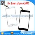 5 шт./лот Мобильного Телефона Для Lenovo A5000 С Сенсорным Экраном Дигитайзер Панели