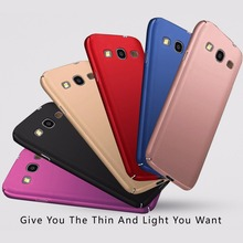 DUANGSAN 3 Case Slim Hard PC Plastic Coque For Samsung Galaxy S3 S III Phone Case