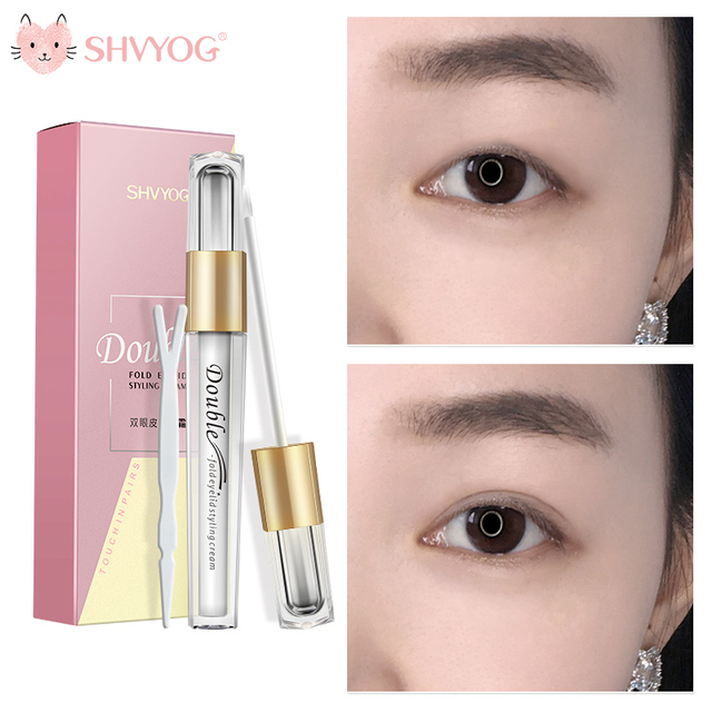 Eyelid Lift Gel Cream For Women Double Eye Glue Instant Styling Big Dual Eyes Creams Professional Make Up Tools Levanta Parpados