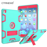 Ctrinews For Apple IPad Pro 7 9 Cover Hybrid Three Layer Heavy Duty Armor Silicon PC