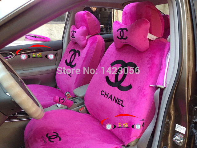 18pc parts in a lot channel not hello kitty car seat for Housse de voiture hello kitty
