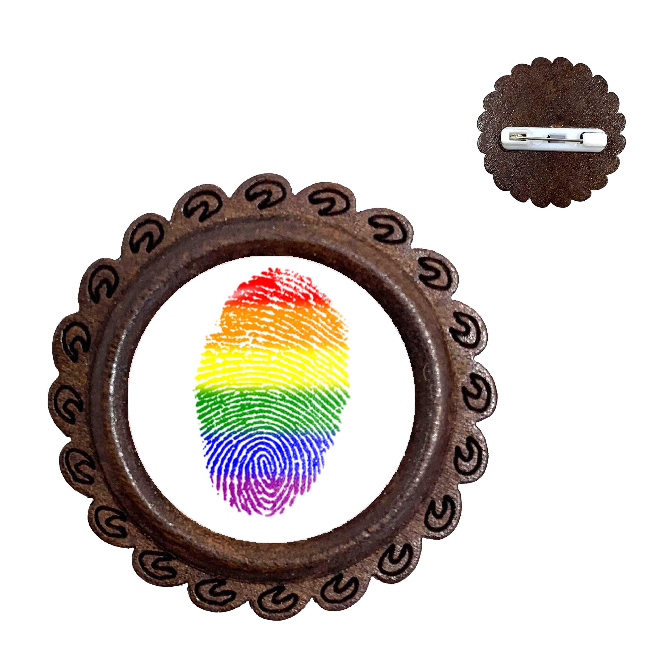 Ondersteuning LGBT Broche Dezelfde Sex Gay Lesbische Trots Met Regenboog Liefde Wint Glas Cabochon Kraag Pinnen Dezelfde Sex Huwelijk Liefde gift