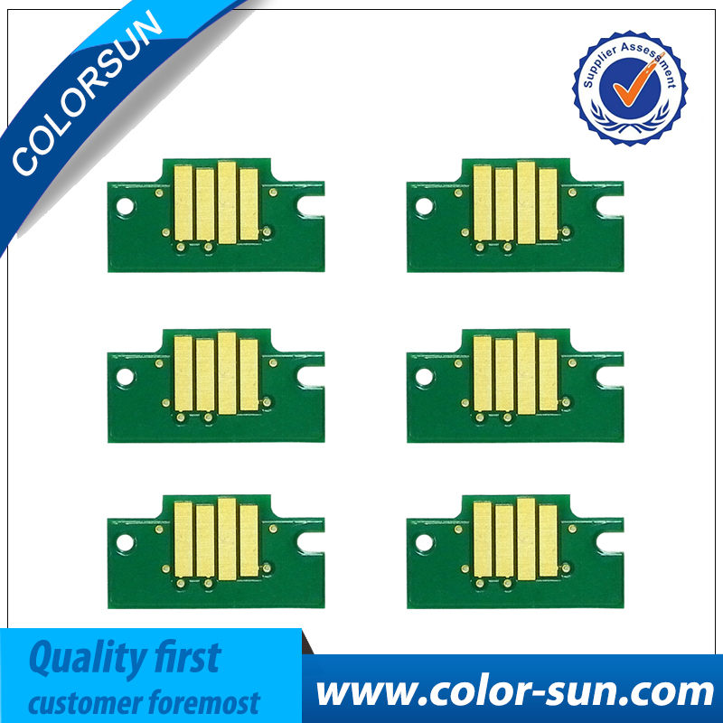 For Canon PFI 107 cartridge chip for Canon iPF680 iPF685 iPF770 iPF780 iPF785 printer 6 color pfi 102 refillable ink cartridge with arc chip for canon ipf600 ipf700 ipf610 ipf605 ipf710 ipf720 lp17 lp24 printer