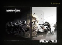 Rainbow Six:Siege HD Game Scrolls Poster Bar Cafes Home Decoration Banners Hanging Art Waterproof Cloth Decorative 60X90 CM