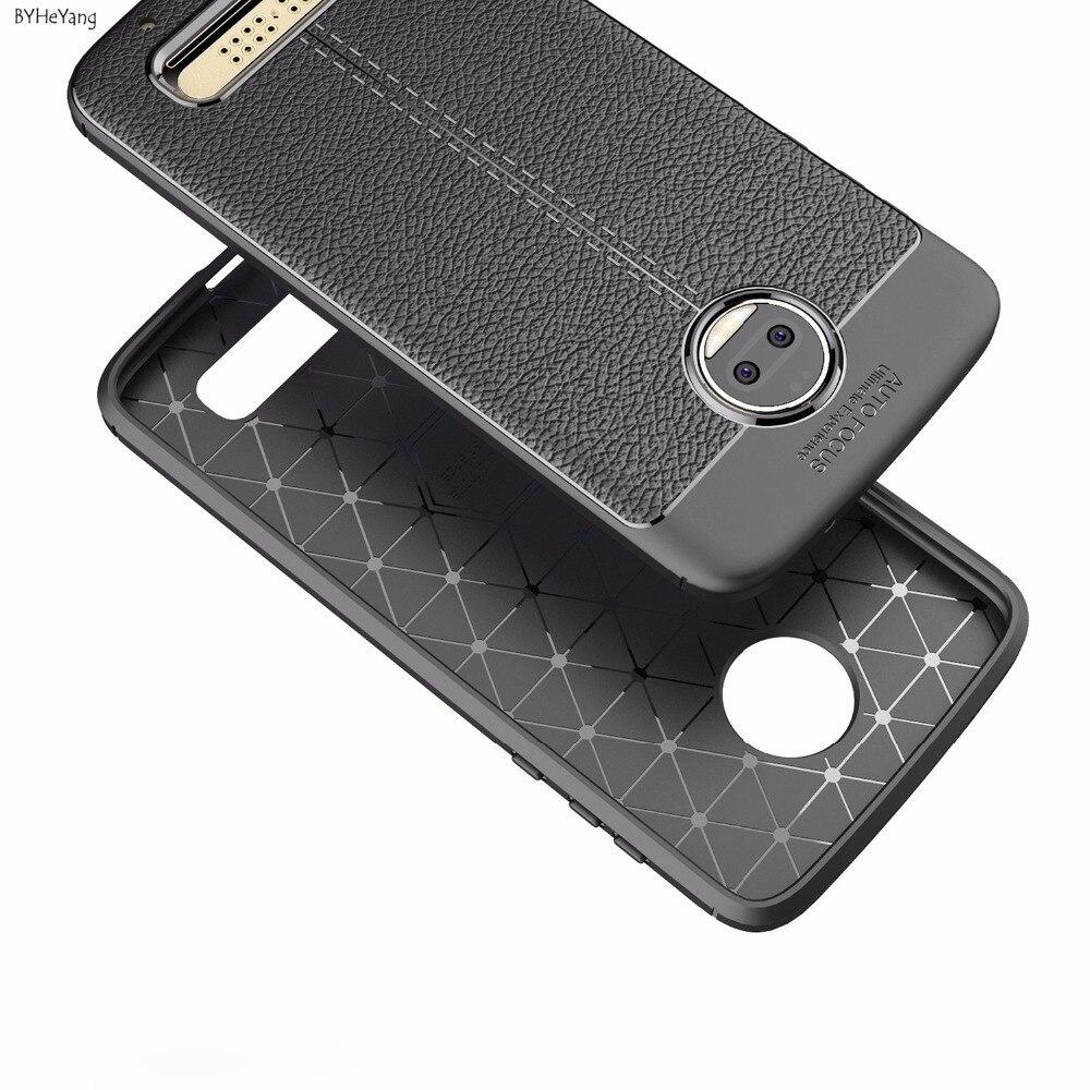 BYHeYang For Motorola Moto Z2 Force Case 5.5